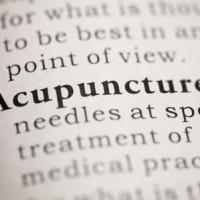 Akupunktur mod skinnebensbetændelse